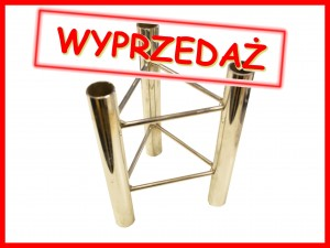 SALE Three-way joint for tube with diameter of 25 mm