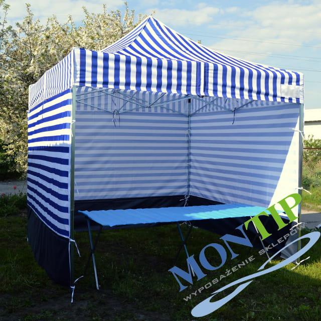 Fantastyczny Namiot handlowy ekspresowy 2x3 2535 - MONTIP WYPOSAŻENIE SKLEPÓW MY82
